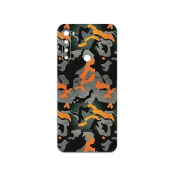 برچسب پوششی ماهوت مدل Autumn-Army مناسب برای گوشی موبایل شیائومی Redmi Note 8