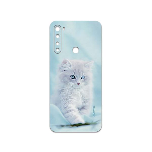 برچسب پوششی ماهوت مدل Cat-1 مناسب برای گوشی موبایل شیائومی Redmi Note 8
