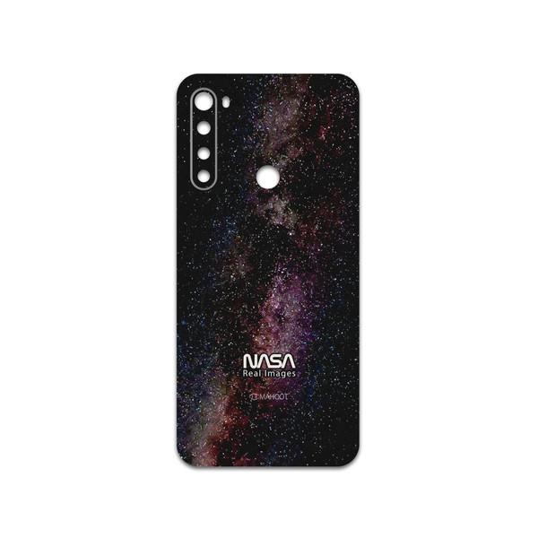 برچسب پوششی ماهوت مدل Universe-by-NASA-2 مناسب برای گوشی موبایل شیائومی Redmi Note 8