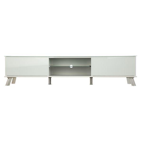 میز تلویزیون آیلکس مدل FERRO-WHITE-150