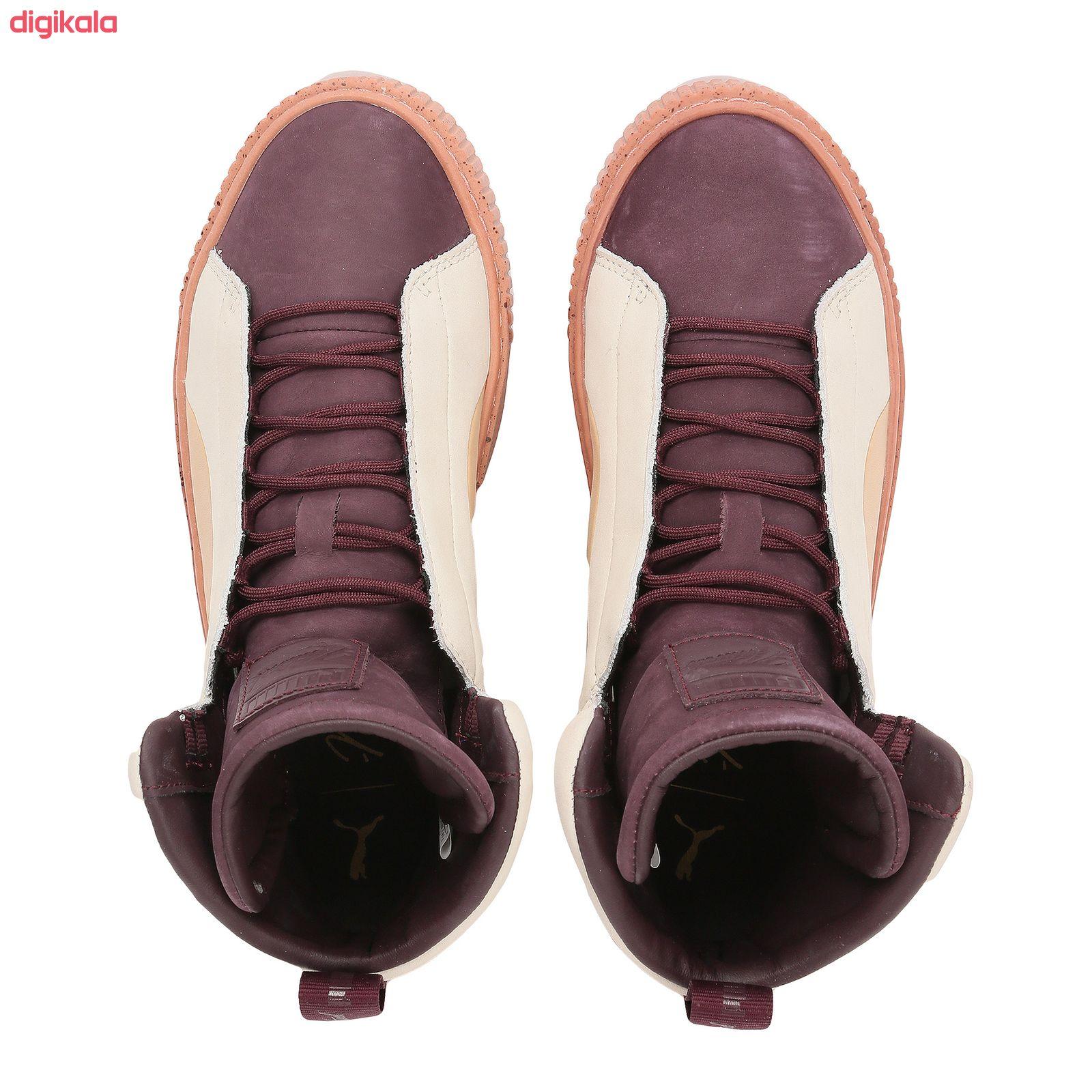 کفش مخصوص پیاده روی نه پوما مدل x Naturel Platform FSHN