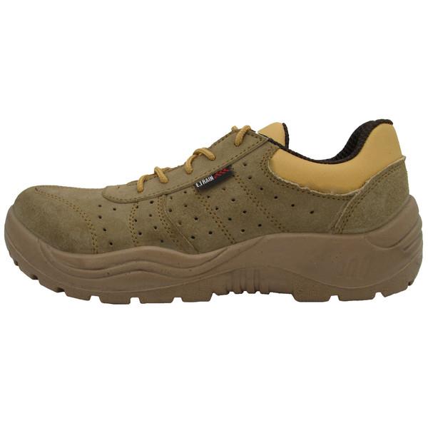 کفش ایمنی ایمن ترن مدل پاور کد 1610 رنگ کرم