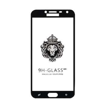 محافظ صفحه نمایش مدل Fll مناسب برای گوشی موبایل سامسونگ Galaxy J4 2018