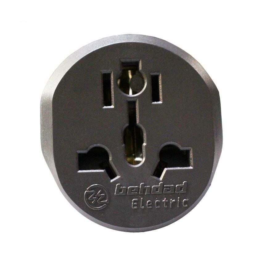 خرید اینترنتی مبدل برق بهداد الکتریک مدل BE-220 بسته 2 عددی اورجینال