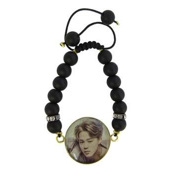 دستبند زنانه طرح BTS Jimin کد 1021