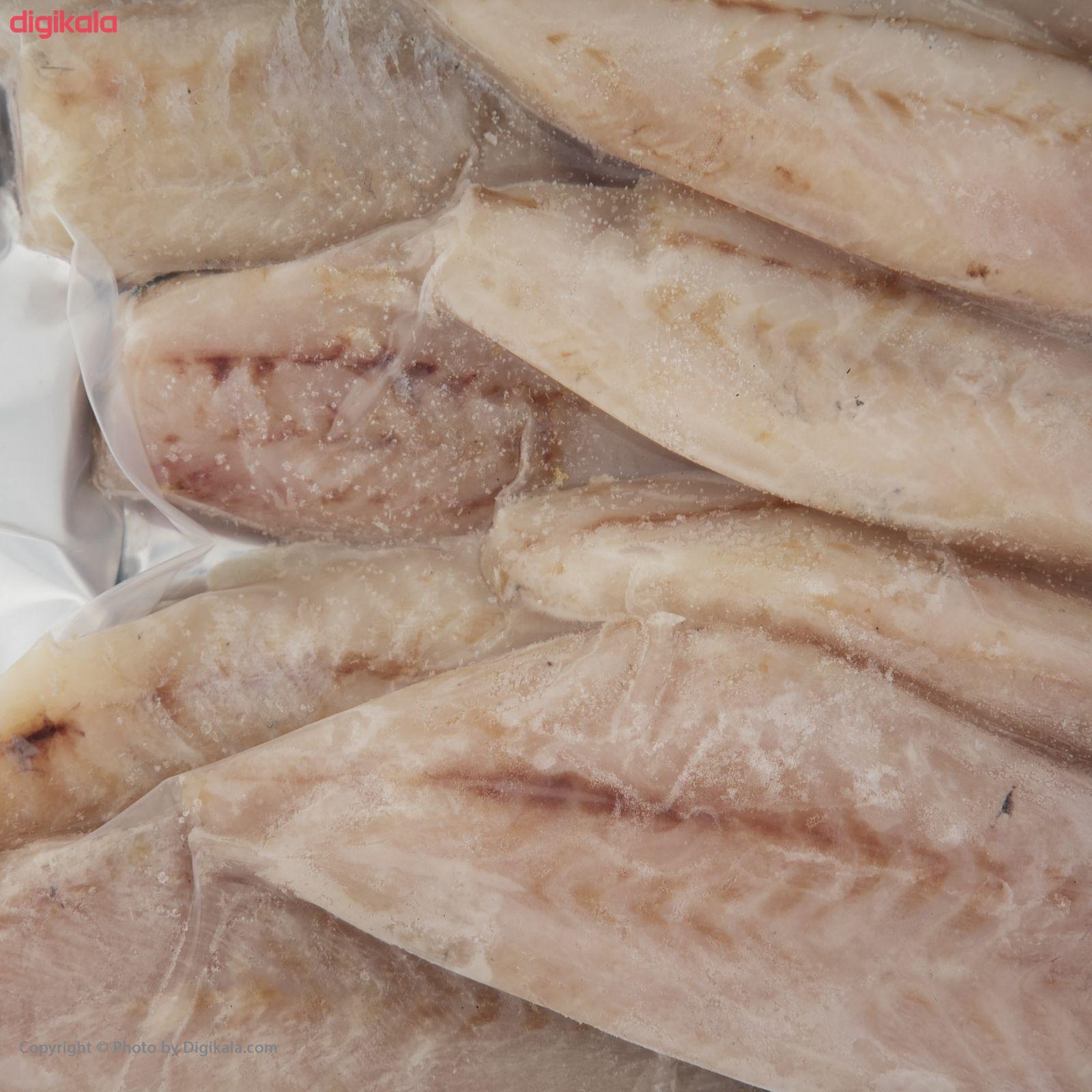 ماهی سلطان ابراهیم بیستون صید - 600 گرم  main 1 2