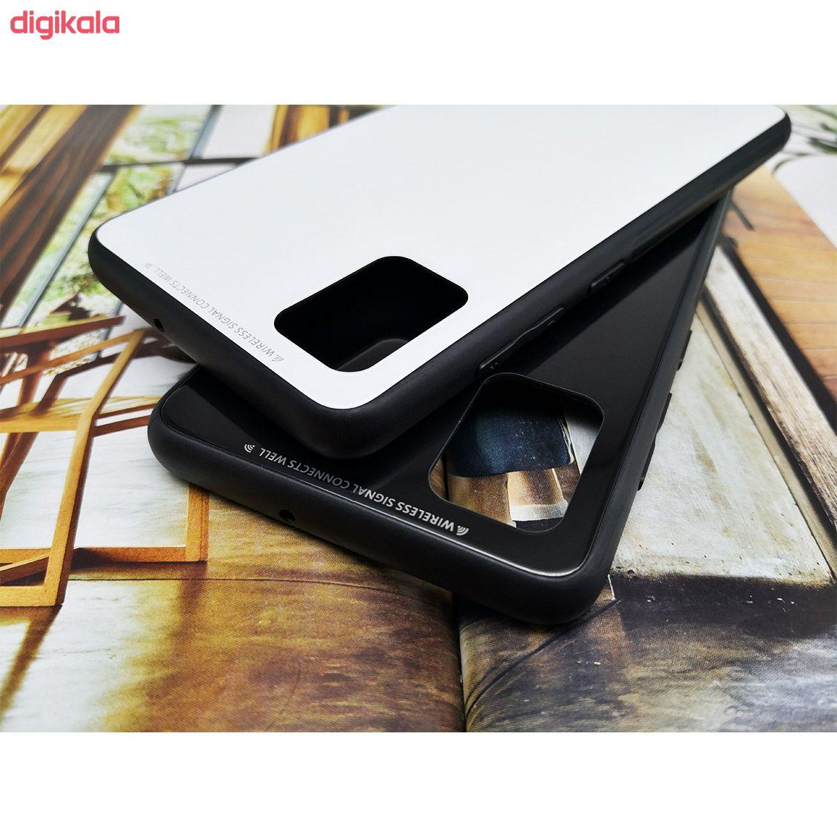کاور سامورایی مدل GC-019 مناسب برای گوشی موبایل سامسونگ Galaxy A71