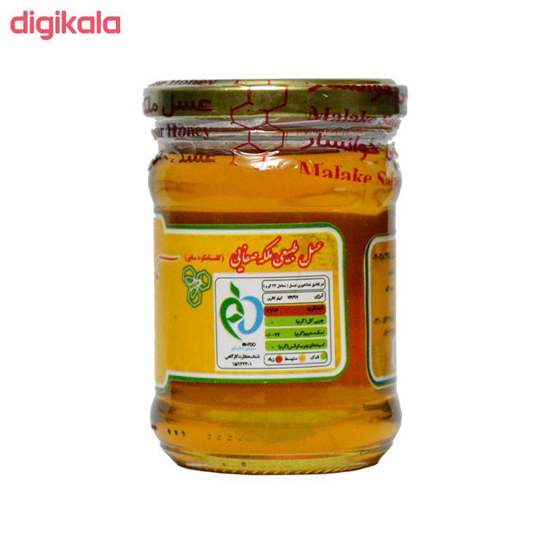 عسل ملکه صفایی خوانسار - 300 گرم بسته 12 عددی main 1 1