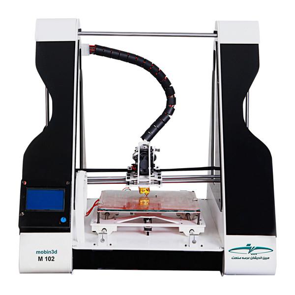 پرینتر سه بعدی مبین 3D مدل M102