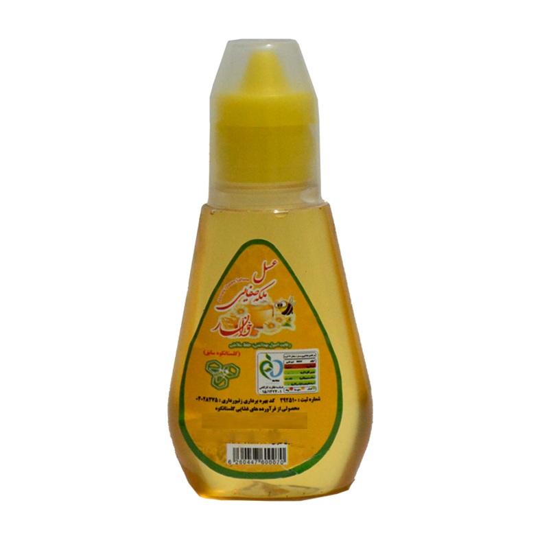 عسل پمپی ملکه صفایی خوانسار -220 گرم
