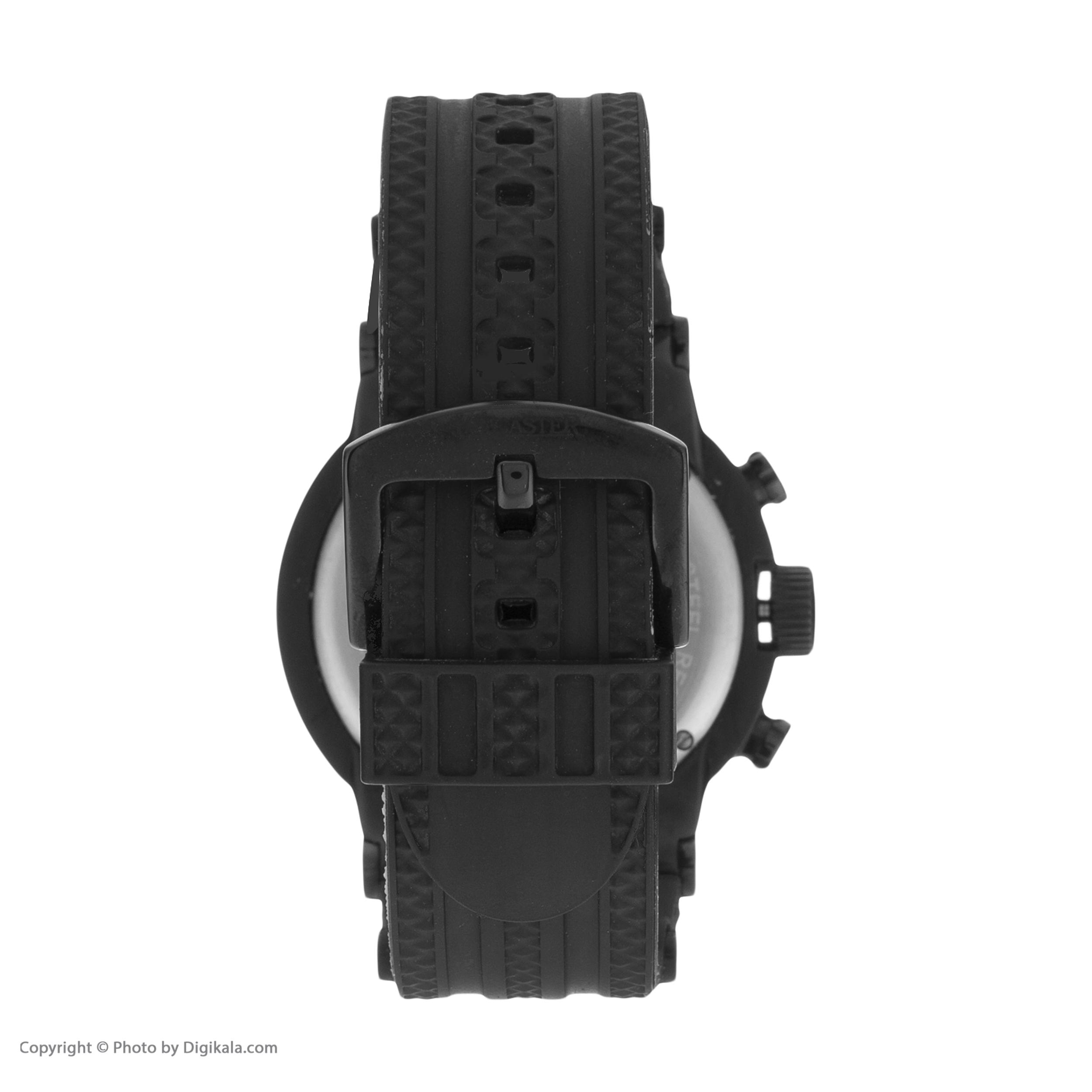 ساعت مچی عقربه ای مردانه لنکستر مدل 548BKNRBLNR کد 15