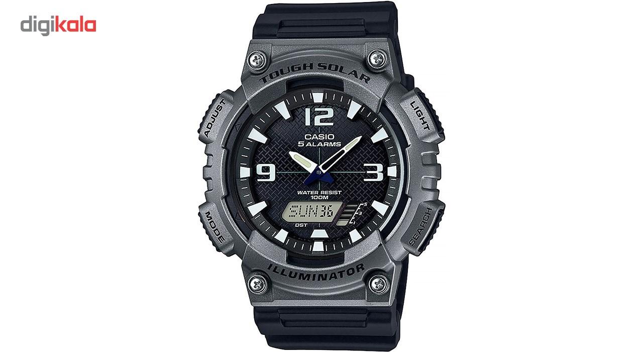 ساعت مچی عقربه ای مردانه کاسیو مدل AQ-S810W-1A4VDF  Casio AQ-S810W-1A4VDF Watch For Men