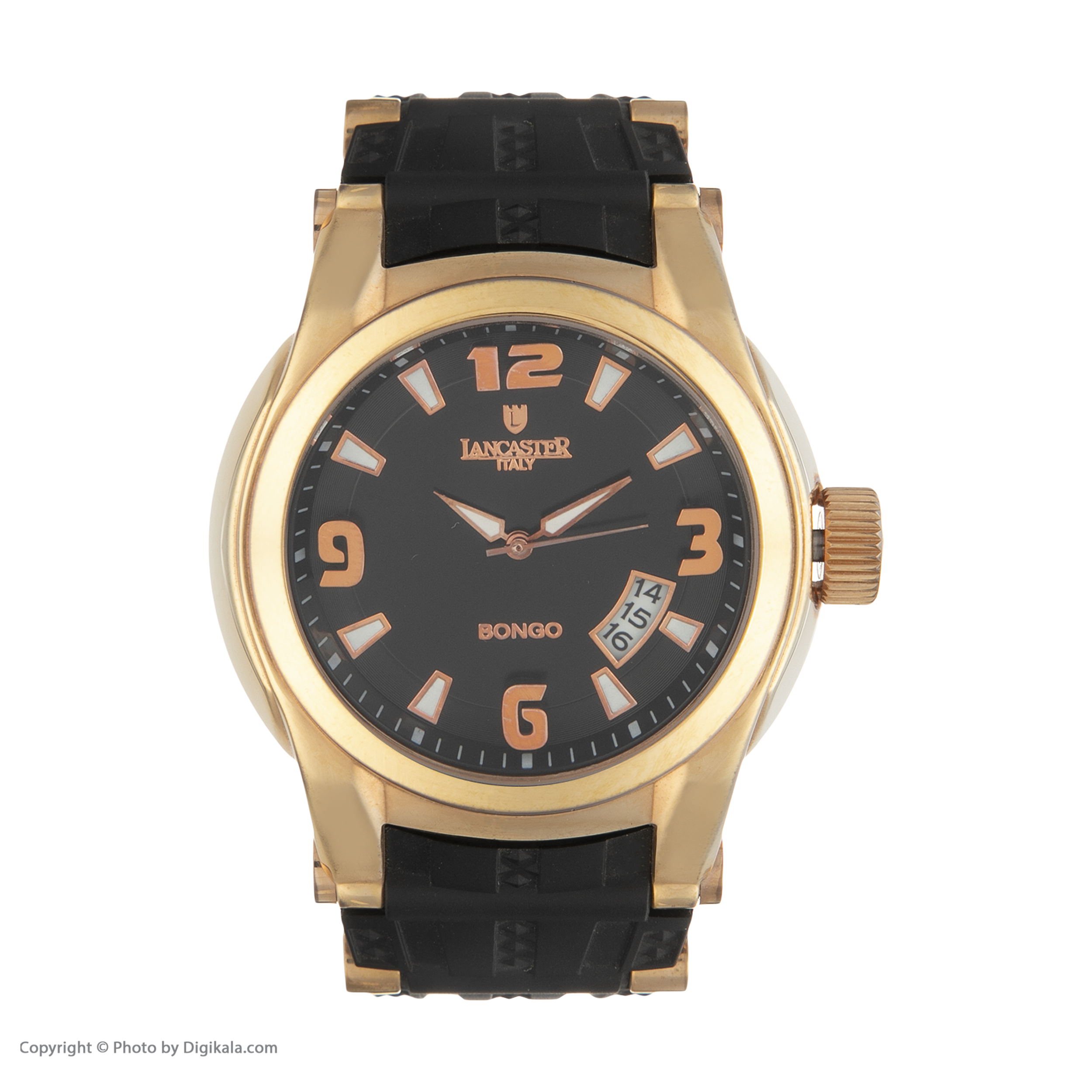 ساعت مچی عقربه ای مردانه لنکستر مدل 549RGNRNR کد 21