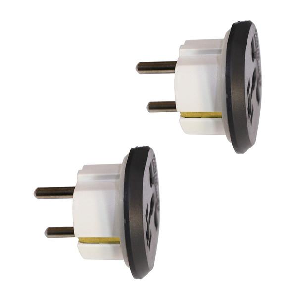 مبدل برق بهداد الکتریک مدل BE-220 بسته 2 عددی