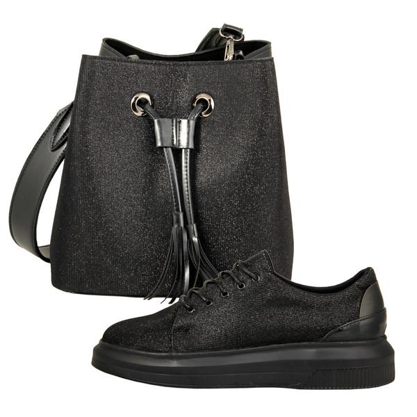 ست کیف و کفش زنانه کد st227