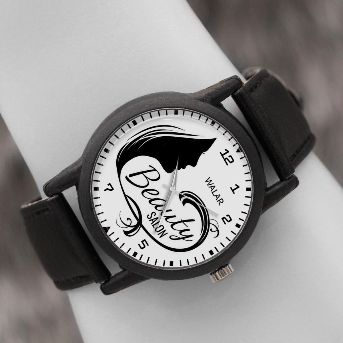 ساعت مچی عقربه ای زنانه والار طرح آرایشگری کد LF2793              ارزان