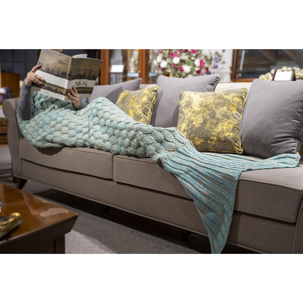 شال مبل مدل پری دریایی