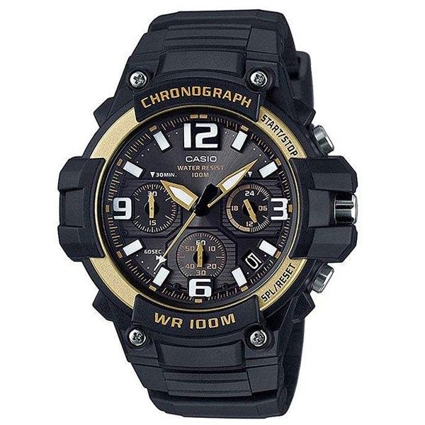 کد تخفیف                                      ساعت مچی عقربه ای مردانه کاسیو کد MCW-100H-9A2