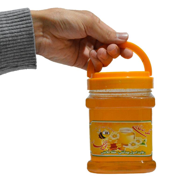 عسل گون ملکه صفایی - 500 گرم
