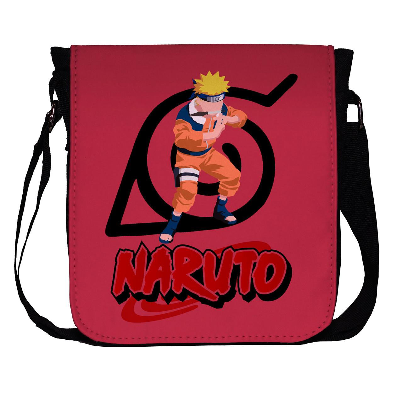 کیف دوشی پسرانه طرح Naruto کد 1007