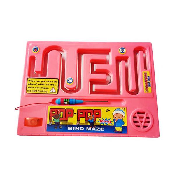 بازی فکری طرح اعصاب سنج کودک مدل POP-POP