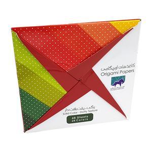 بسته کاغذ اوریگامی اوریمان مدل B48