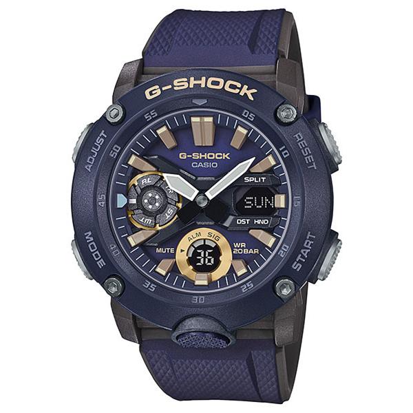 ساعت مچی عقربه ای مردانه کاسیو مدل جی شاک کد GA-2000-2ADR
