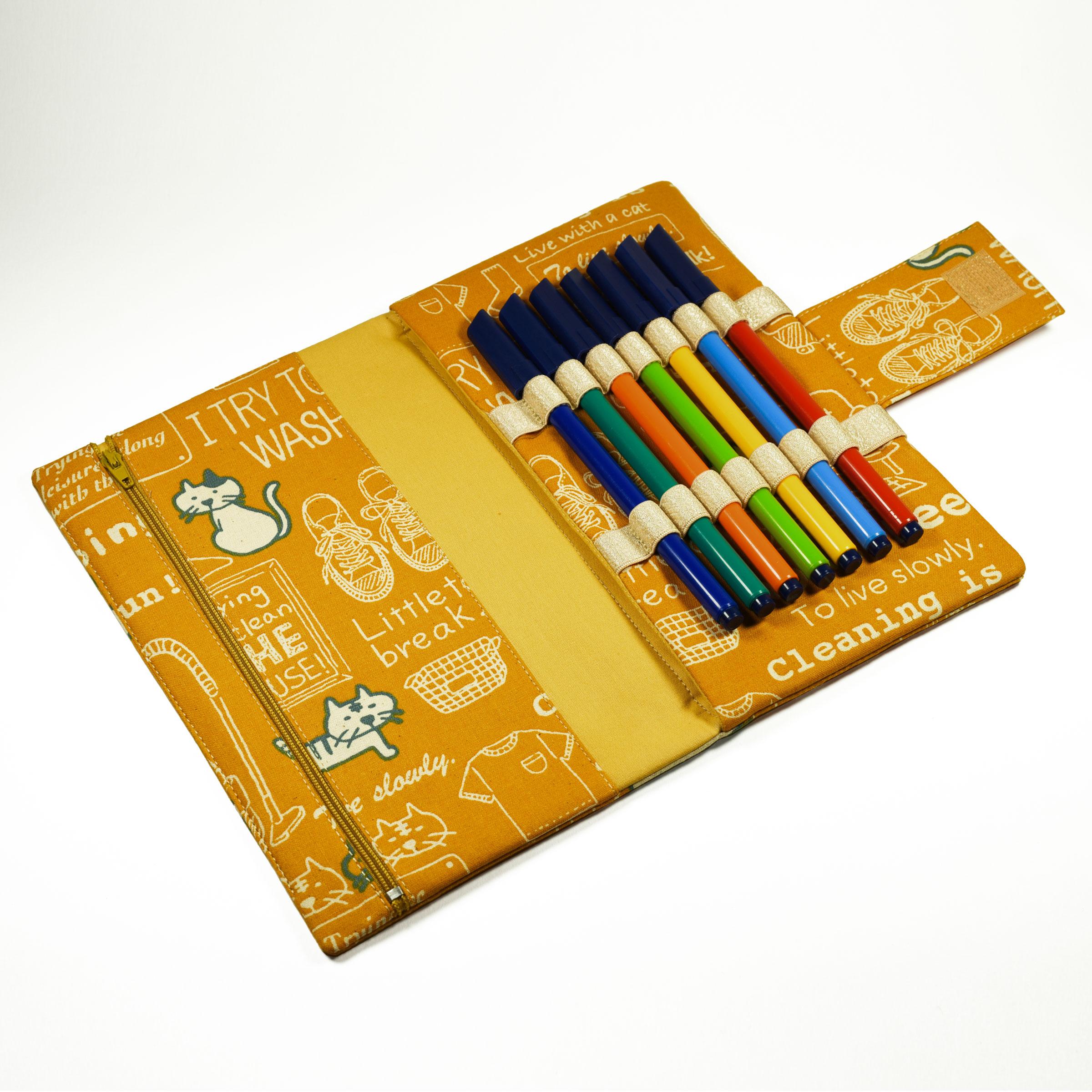 قیمت خرید جامدادی طوطی دیزاین مدل رومی کد RM03 اورجینال