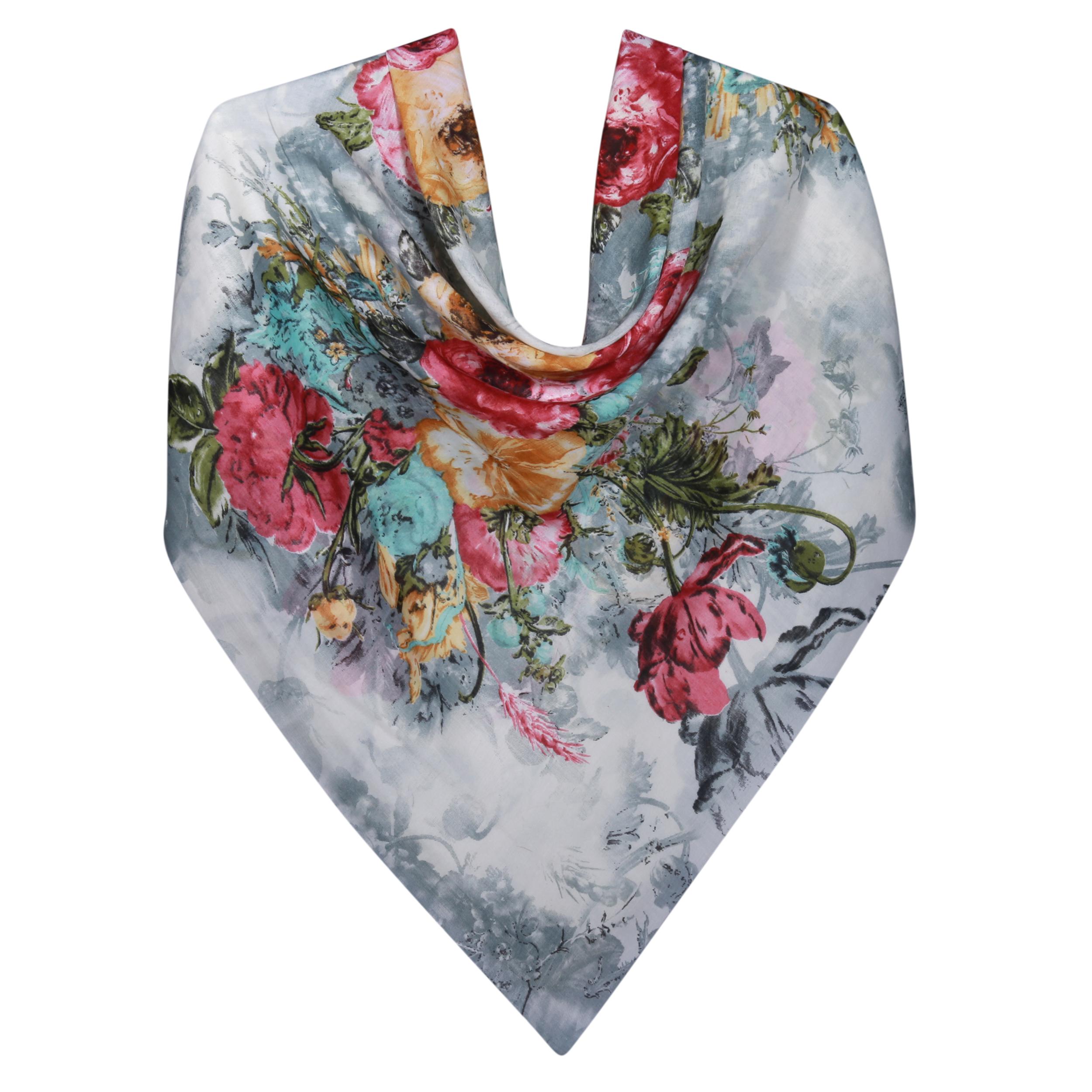 روسری زنانه مدل flow04
