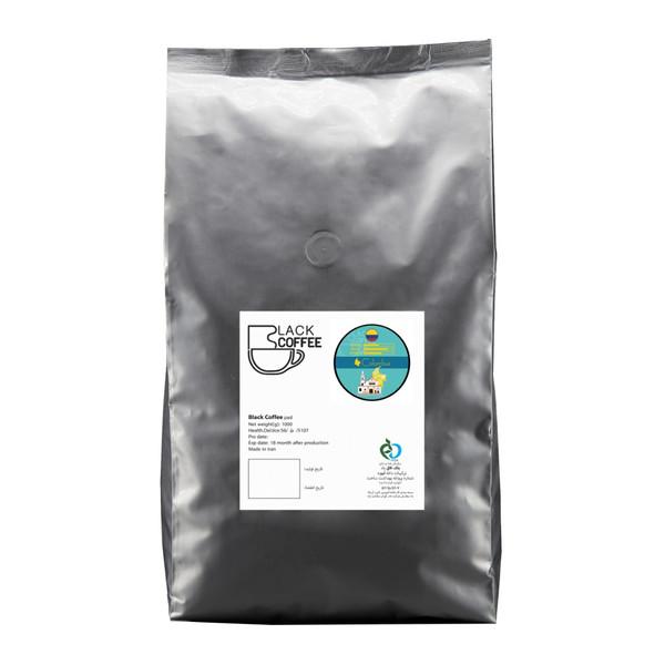 دانه قهوه کلمبیا بلک کافی - 1000 گرم