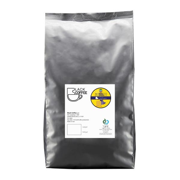 دانه قهوه اتیوپی بلک کافی - 1000 گرم