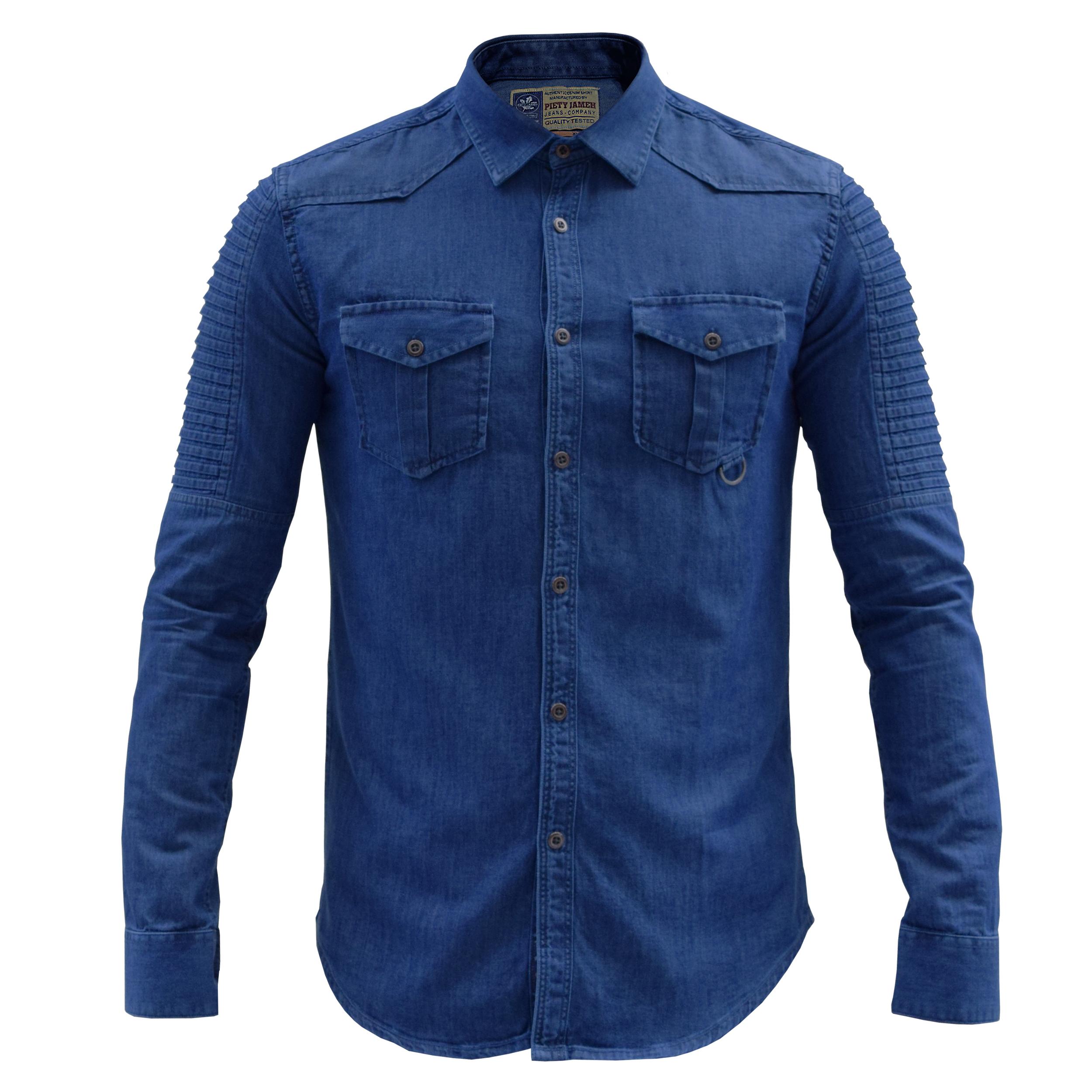 پیراهن مردانه پایتی جامه کد 2594178