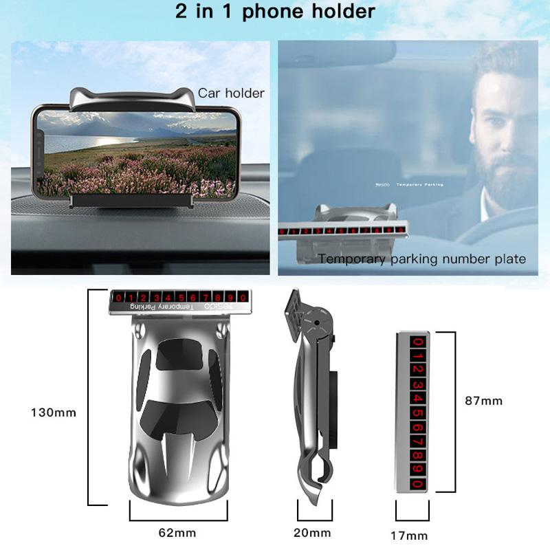 پایه نگهدارنده گوشی موبایل یسیدو مدل C63              ( قیمت و خرید)