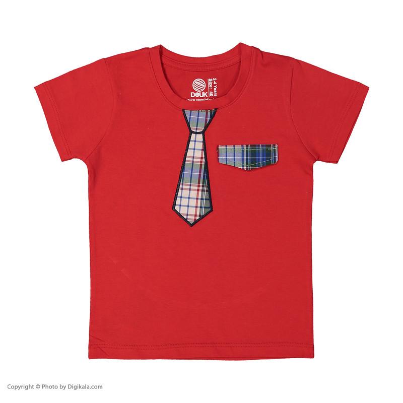 ست تی شرت و شلوارک پسرانه سون پون مدل 1391251-72
