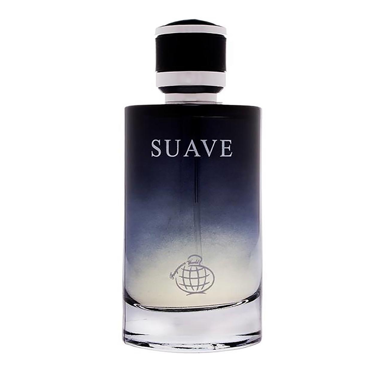 خرید اینترنتی                     ادو پرفیوم مردانه فراگرنس ورد مدل SUAVE حجم 100 میلی لیتر             با قیمت مناسب