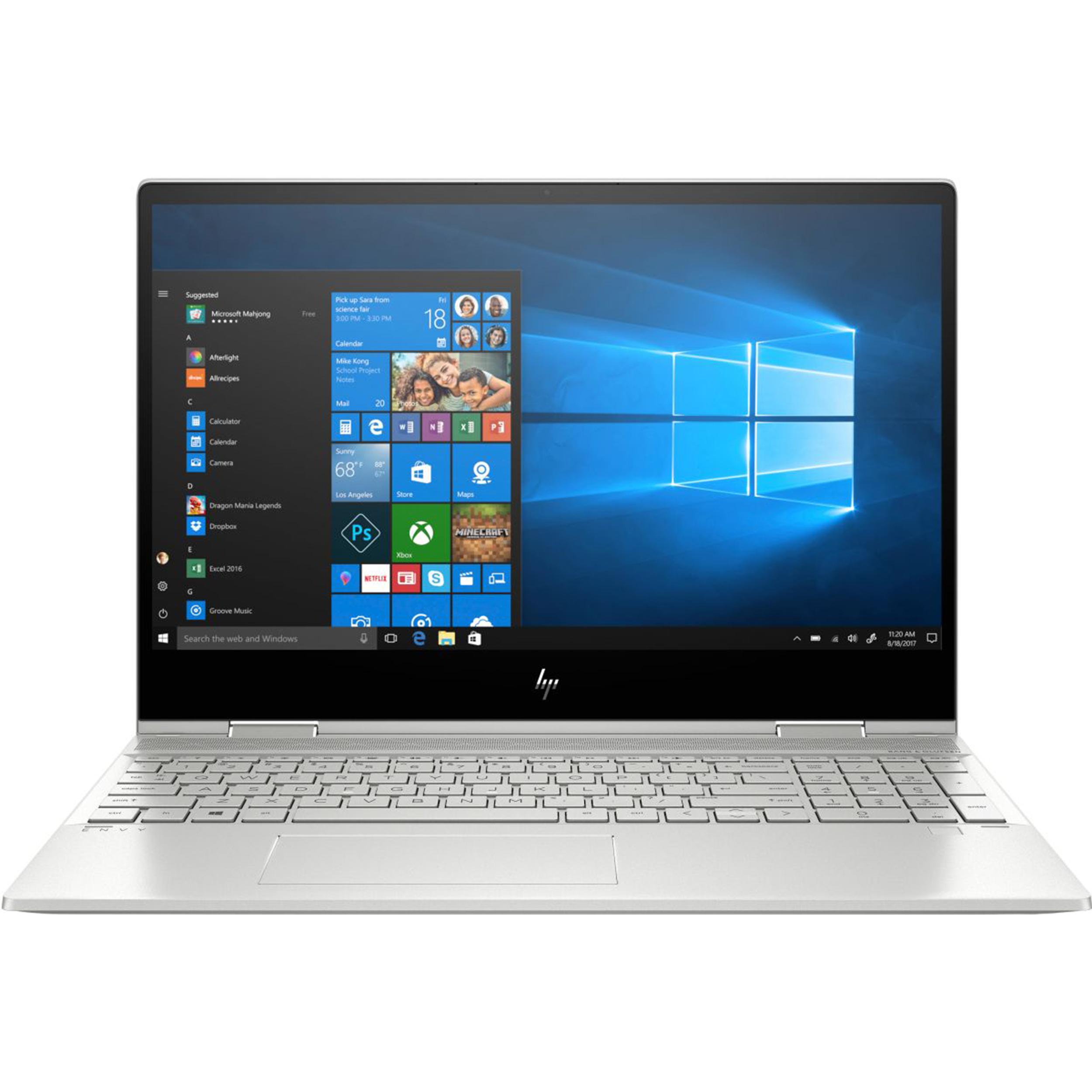 لپ تاپ 15 اینچی اچ پی مدل ENVY X360 15T DR100-A
