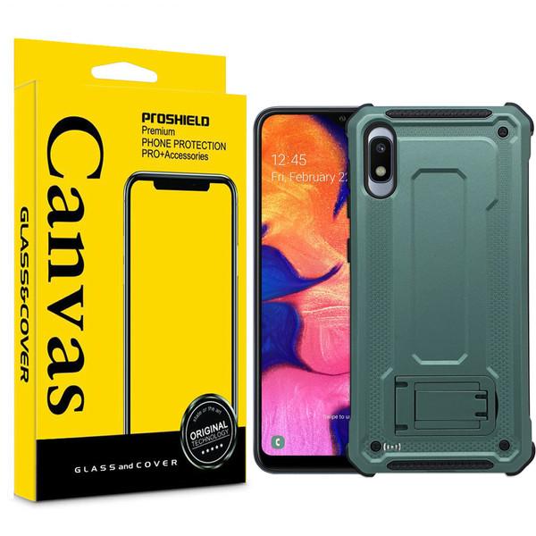 کاور کانواس مدل DEFEN-02 مناسب برای گوشی موبایل سامسونگ Galaxy A10