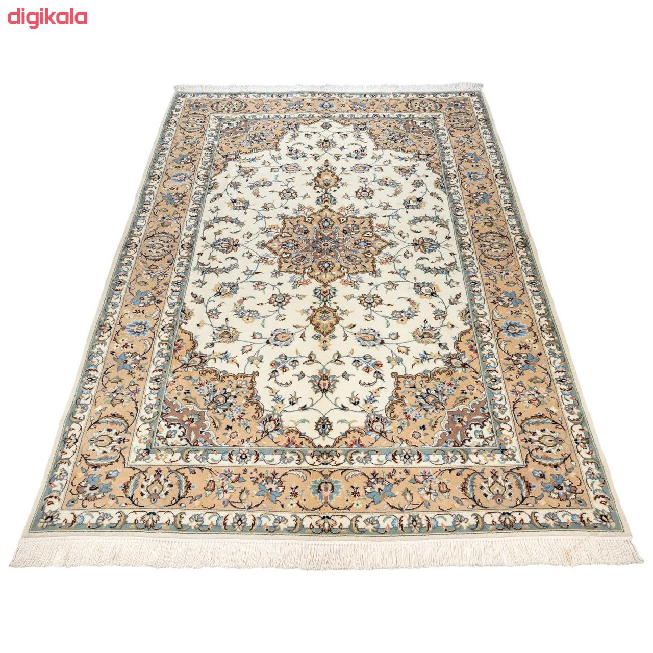 فرش دستباف پنج و نیم متری سی پرشیا کد 174334
