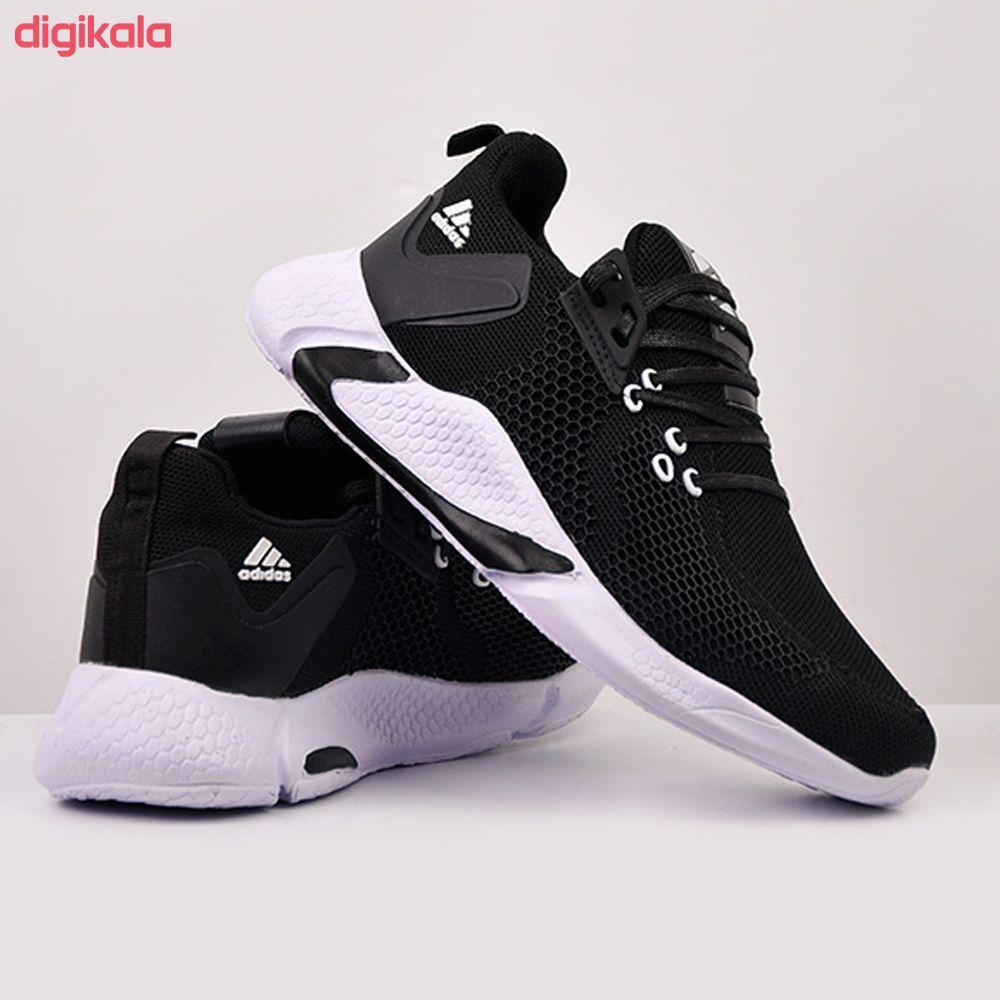 کفش مخصوص پیاده روی مردانه مدل Alpha-BkWh