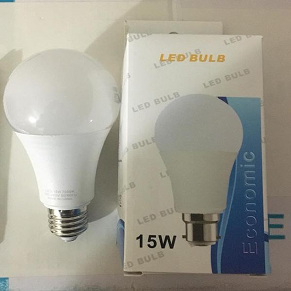 لامپ ال ای دی 15 وات مدل B22 پایه E27                     غیر اصل