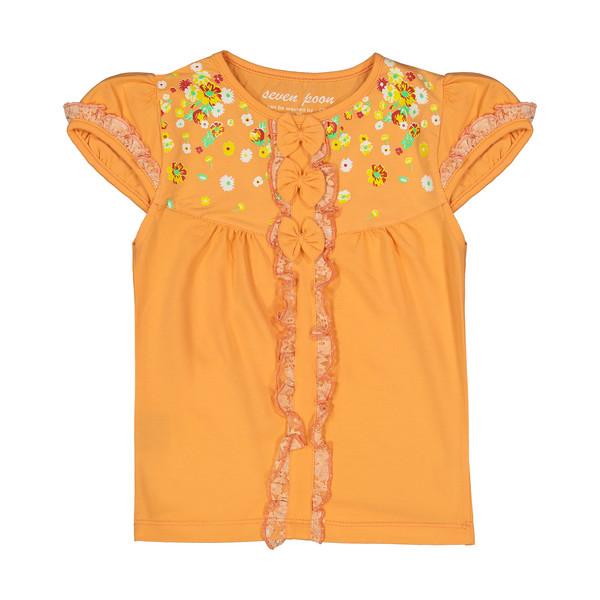 تی شرت دخترانه سون پون مدل 1391272-23