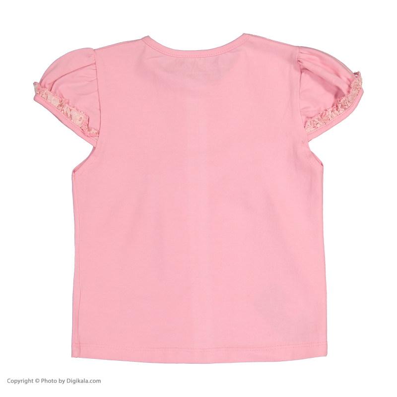تی شرت دخترانه سون پون مدل 1391272-84