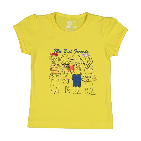 تی شرت دخترانه سون پون مدل 1391266-19
