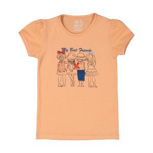 تی شرت دخترانه سون پون مدل 1391266-84
