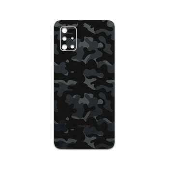 برچسب پوششی ماهوت مدل Night-Army مناسب برای گوشی موبایل سامسونگ Galaxy A71