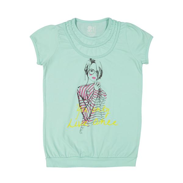 تی شرت دخترانه سون پون مدل 1391258-51