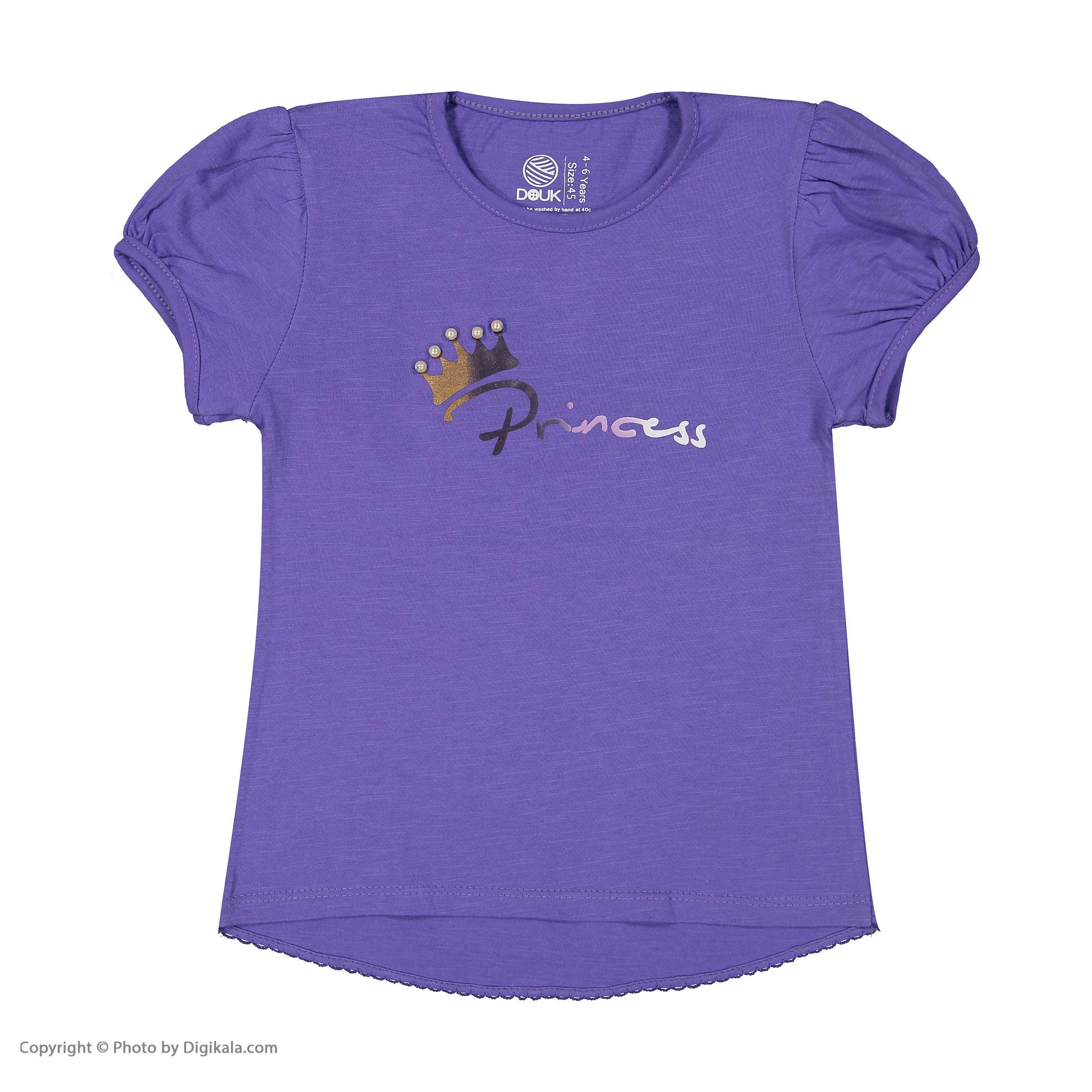 تی شرت دخترانه سون پون مدل 1391263-62