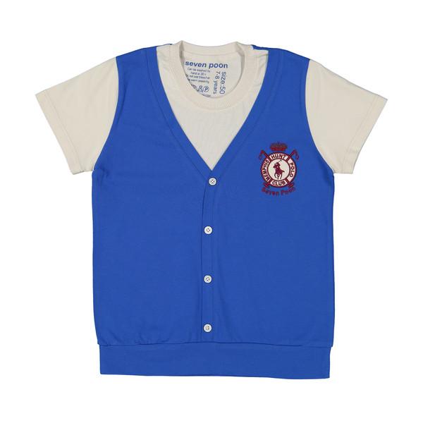 تی شرت پسرانه سون پون مدل 1391253-58