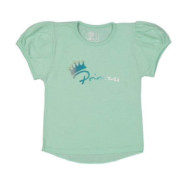 تی شرت دخترانه سون پون مدل 1391263-51