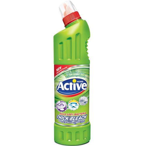 مایع سفید کننده غلیظ سطوح اکتیو مدل Green مقدار 750 گرم
